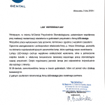 Referencje od Dental